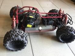 Машина управляемая с бензиновым двигателем