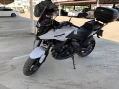 Kawasaki Versys 650, 2013