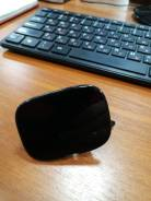 Заглушка буксировочного крюка Nissan Murano Z50 черная