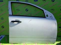 Дверь передняя правая Opel Astra H (04-10г) голое железо