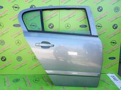 Дверь задняя правая Opel Astra H (04-10г) хэтчбек голое железо