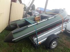 Лодка ПВХ Ривьера 3200СК