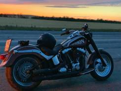 Harley-Davidson Fat Boy, 2019