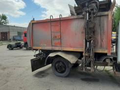 Коммаш КО-440-2. Бункер для мусоровоза 2011 г. в