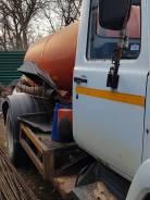 Коммаш КО-503В-2. Ассенизатор ГАЗ KO-503В-2, 2011г., 4 750куб. см. Под заказ
