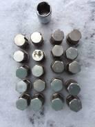Комплект алюминиевых гаек 1.25
