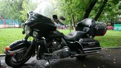 Harley-Davidson Electra Glide, 2009