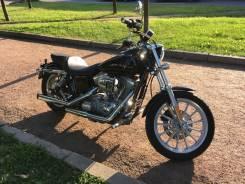 Harley-Davidson Dyna Super Glide, 2003