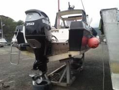 Продам катер MS-25 S U Z U K I 3 5 0