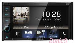 Автомагнитола Kenwood DMX5019DAB /USB/MP3/iPod/Android/2DIN/bt NEW!