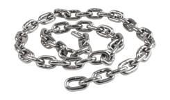 Продам цепь якорную нержавеющую 6мм DIN766