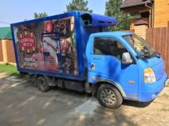 Kia Bongo III. Продаётся грузовик-рефрижератор Kia Bongo 3, 2 500куб. см., 1 000кг., 4x2
