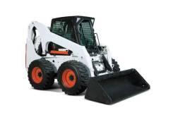 Услуги мини-погрузчика Bobcat с различным навесным оборудованием