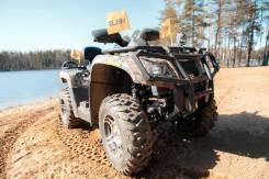 Квадроцикл Wels ATV 800 EFI (машинокомплект), 2020