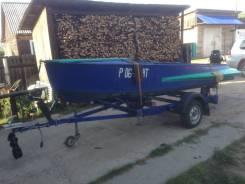 "Продам лодку ""Казанка М"""