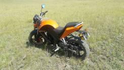 ABM X-moto GX250. 250куб. см., исправен, птс, с пробегом