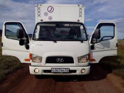 Hyundai HD78. Термо-фургон хундай hd 78 пробег 155 т. км обмен на штору или фред., 3 900куб. см., 4 000кг., 4x2