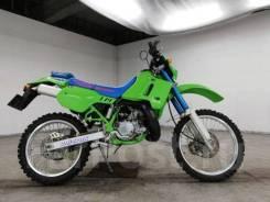Kawasaki KDX 200SR, 1993