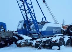 Кран ДЭК-321 г/п 32 тонны, 12.2008 г. наработка 874 часа. Консервация