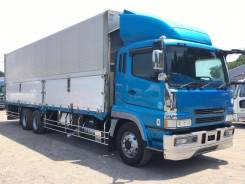Mitsubishi Fuso Super Great. фургон, 12 880 куб. см., 14 500 кг., 6x4. Под заказ