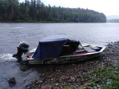 Wellboat 52 с прицепом МЗСА 5.3м