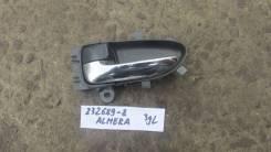 Ручка двери внутренняя задняя левая [80671EX70A] для Nissan Almera III [арт. 232689-8]