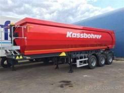Kassbohrer. Самосвальный полуприцеп DL 27, 28 000кг.