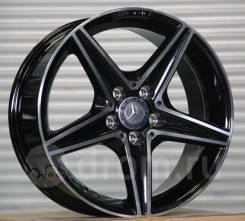 Новые диски R17 5/112 Mercedes AMG