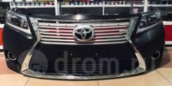 Бампер передний Toyota Camry 40 в стиле Lexus ACV40