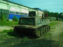 ГАЗ 73. УБШМ-20 на шасси ГАЗ-73 Буровая установка