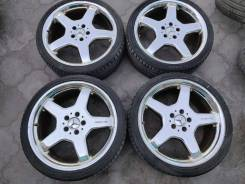 "Mercedes. 8.5/9.5x19"", 5x112.00, ET44/46, ЦО 66,6мм. Под заказ"