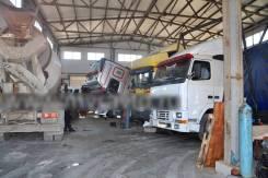 Ремонт воздушной системы и подвески Scania