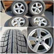 """Отличные зимние шины Michelin 215/70 R16 на литье 5/114. 6.5x16"""" 5x114.30 ET35"""