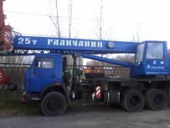 Галичанин КС-55713-1В. Галичанин КС 55713-1В 25 тонн в Екатеринбурге, 28,00м.