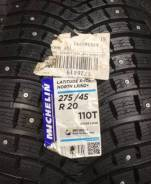 Michelin Latitude X-Ice North 2+, 275/45 R20, 305/40 R20