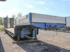 Невские машины. Невские Машины 931913 низкорамный трал 40 тонн 2015 года