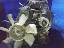 Двигатель Toyota Mark Ii 2000 [1900070310] GX100 1G-FE Beams [134103]