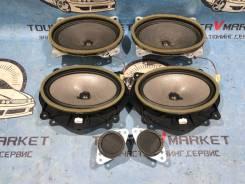 Динамики комплект Toyota Camry acv40, acv45, gsv40