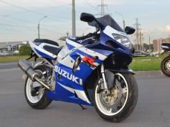 Suzuki GSX-R 750, 2002