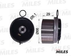 Ролик ремня ГРМ OPEL Z16XER/Z18XER AG02018 miles AG02018 в наличии