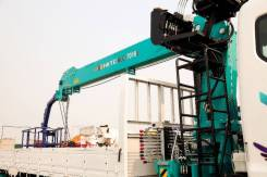 Крано- манипуляторная установка Everdigm - 7016L (7 тонн)/ Новая 2019г