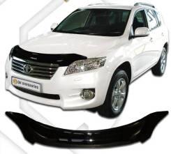 Дефлектор капота Toyota Rav4 XA30 2010–2013 (Classic черный) 511