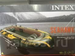 Intex Seahawk. двигатель без двигателя