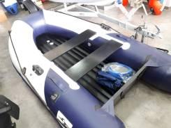 Почти новая лодка НДНД 310см с большой скидкой