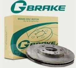 Тормозной диск G-brake для MMC Mirage (A03A, A05A)