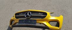 Бампер. Mercedes-Benz AMG GT