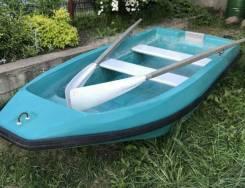 Продам стеклопластиковую лодку Каллибри