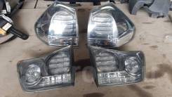 Оригинальные фонари Лексус RX400H / 350 /330 . 2003-2008г. Lexus RX330, GSU30, GSU35 Lexus RX350, GSU30, GSU35 Lexus RX400h, MHU38 2GRFE, 3MZFE