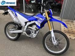 Yamaha WR250R, 2016