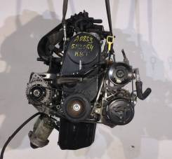 Двигатель A08S3 Daewoo Matiz 0.8 52 л. с